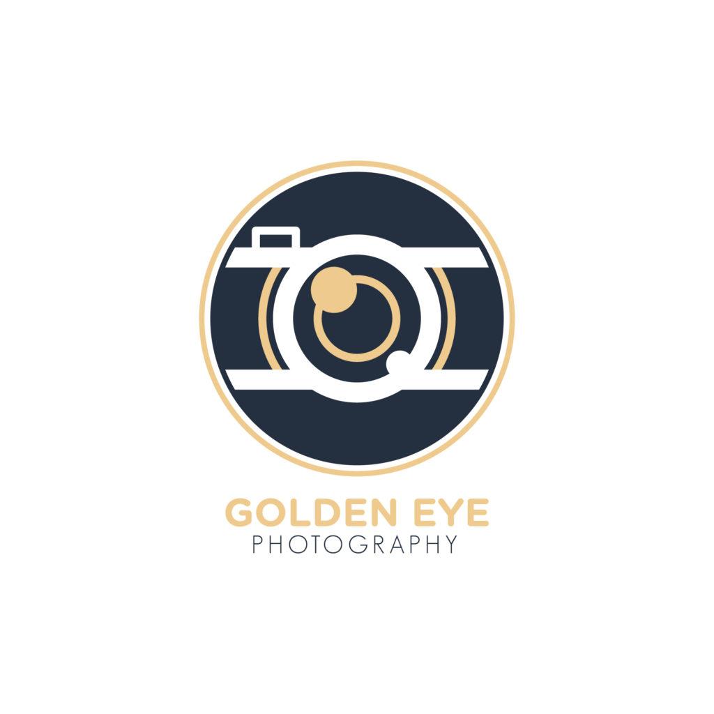Golden Eye Photography Branding, 2017