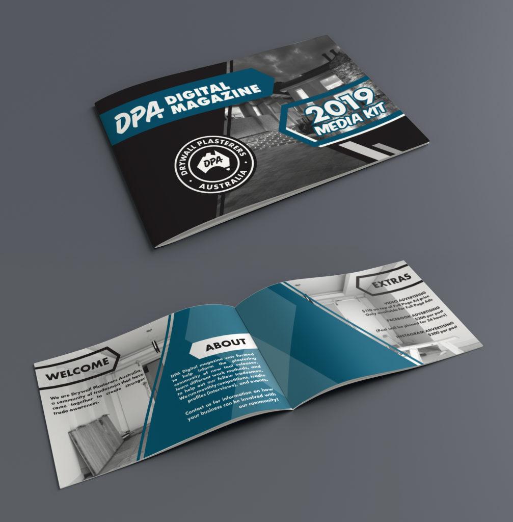 Drywall Plasterers Australia, Media Kit 2019